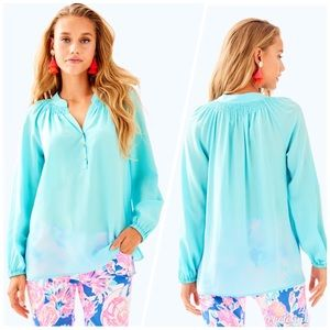 NWT Lilly Pulitzer Elsa Top Size Large